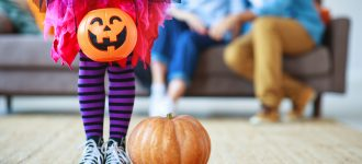 How to Safely Celebrate Halloween